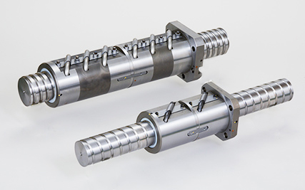 Ball screws / Ball ways
